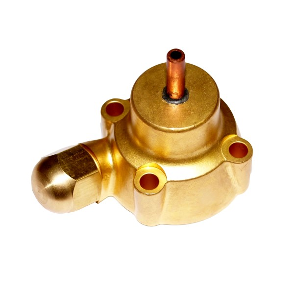 Cap Check Valve, Brass Pipe